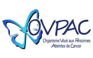 Logo de l'Organisme voué aux personnes atteintes de cancer · OVPAC