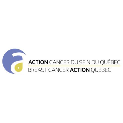 Logo de l'organisme Action cancer du sein du Québec