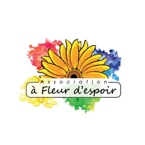 Logo de l'Association À Fleur d'espoir