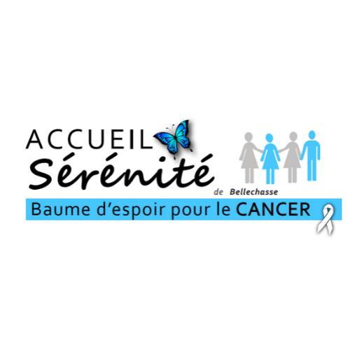 Logo de l'organisme Accueil Sérénité Baume d'espoir pour le cancer de Bellechasse