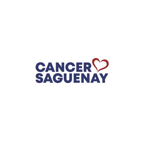 Petit logo de l'organisme Cancer Saguenay