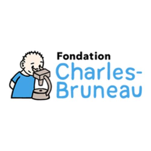 Logo de la Fondation Charles-Bruneau