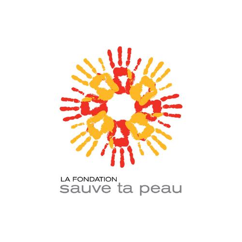 Logo de la Fondation Sauve ta peau