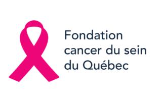 Logo de la Fondation du cancer du sein du Québec