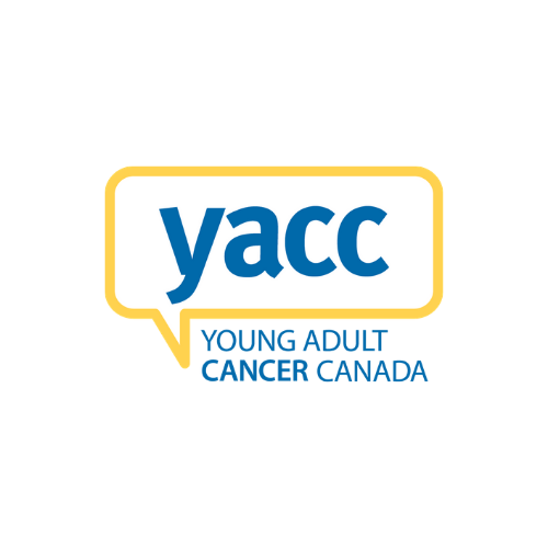 Logo de YACC · Young Adult Cancer Canada