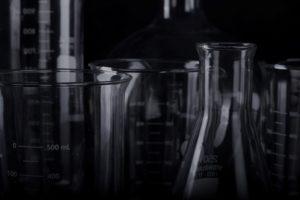 Photo d'outils de laboratoire